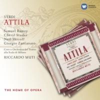 Cheryl Studer/Giorgio Zancanaro/Neil Shicoff/Orchestra del Teatro alla Scala, Milano/Riccardo Muti Attila, Act III: Tutti d'Averno i demoni