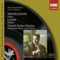 Dietrich Fischer-Dieskau/Gerald Moore 3 Balladen Op. 2: No. 2, Herr Oluf (wds. Danish, trans Herder)