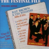 Ray Brown And The Whispers Aint It Strange