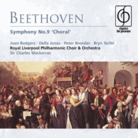 Sir Charles Mackerras/Royal Liverpool Philharmonic Orchestra/Joan Rodgers/Della Jones/Peter Bronder/Bryn Terfel/Royal Liverpool Philharmonic Choir Symphony No. 9 in D minor 'Choral' Op. 125, IV.: Poco allegro, stringendo il tempo, sempre più allegro -