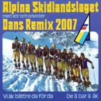 DJ Perrra feat. Alpina Skidlandslaget De ä bar å åk (Radio Dance Remix 2007)