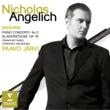 Nicholas Angelich/Frankfurt Radio Symphony Orchestra/Paavo Järvi Brahms : Piano Concerto no.2 - Piano works opus 76