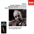 Sir Thomas Beecham/Royal Philharmonic Orchestra Mozart: Clarinet, Bassoon & Violin Concertos