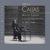 Maria Callas Callas' Farewell to the Students (1987 Remastered Version)