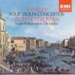Itzhak Perlman/Israel Philharmonic Orchestra Four Violin Concertos - Vivaldi