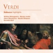 Matteo Manuguerra/Renata Scotto/Elena Obraztsova/Nicolai Ghiaurov/Riccardo Muti Verdi: Nabucco highlights