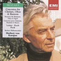 Herbert von Karajan Clarinet Concerto in A Major, K. 622: II. Adagio