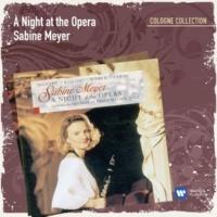 """Sabine Meyer/Orchester der Oper Zürich/Franz Welser-Möst """"Una voce poco fà"""" (aus """"Il Barbiere di Siviglia) · arr. für Klarinette und Orchester"""