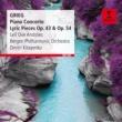 Leif Ove Andsnes Grieg: Piano Concerto & Lyric Pieces