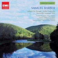 Saint Louis Symphony Orchestra/Leonard Slatkin Essay for Orchestra No. 1 Op. 12
