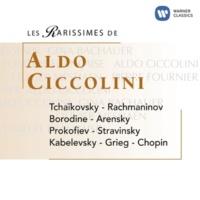 Aldo Ciccolini Trois Valses Op.34 : N°2 En La Mineur/in A Minor (Remasterisé En 2006)
