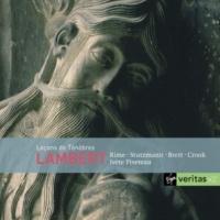 Ivète Piveteau/Charles Brett/Mauricio Buraglia/Philippe Foulon Première Leçon du Jeudi Saint (2007 Remastered Version): De Lamentation Jeremiae Prophetae
