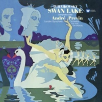 London Symphony Orchestra/André Previn Swan Lake, Op.20, Act IV: 27. Dance of the Little Swans (Moderato)