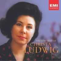 Christa Ludwig/Geoffrey Parsons 8 Lieder Op. 59 (1991 Remastered Version): VIII. Dein blaues Auge (K. Groth)