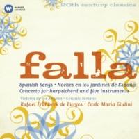 Frühbeck de Burgos El sombrero de tres picos (Ballet): II. The Night, (e) Final Dance. Jota (Allegro ritmico molto moderato e pesante)