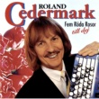Roland Cedermark Fem röda rosor till dej