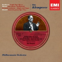 Philharmonia Orchestra/Otto Klemperer Concerto Grosso Op. 6 No. 4 in A minor (2006 Remastered Version): I. Larghetto affetuoso