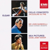 Dame Janet Baker/London Symphony Orchestra/Sir John Barbirolli Sea Pictures, Op.37 (1997 Remastered Version): II. In Haven (Capri)