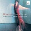 Christina Pluhar Monteverdi: Teatro d'amore