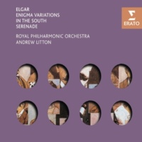 Royal Philharmonic Orchestra/Andrew Litton Variations on an Original Theme Op. 36, 'Enigma': Variation X: Intermezzo: Dorabella (Dora Penny)