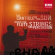 Mstislav Rostropovich/Emmanuel Pahud Gubaidulina: The Canticle Of The Sun, Music For Flute Strings And Percussion