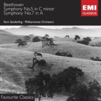 Kurt Sanderling/Philharmonia Orchestra Symphony No. 7 in A Op. 92: II. Allegretto