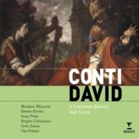 Il Complesso Barocco/Alan Curtis/Sonia Prina/Vito Priante David, azione sacra, Parte Seconda: Recitativo (Falti, Abner) 'Ite a David in traccia: ite veloci.'