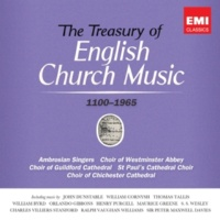 Temple Church Choir/Sir George Thalben-Ball Nunc dimittis