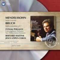 Itzhak Perlman/Bernard Haitink/Royal Concertgebouw Orchestra Violin Concerto No. 1 in G Minor, Op. 26: III. Finale (Allegro energico)