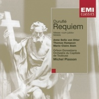 Michel Plasson Quatre motets sur des thèmes grégoriens, Op. 10: I. Ubi caritas et amor