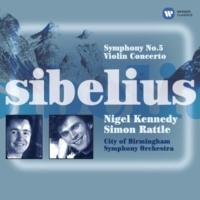 Nigel Kennedy/Sir Simon Rattle Violin Concerto in D Minor, Op.47: II. Adagio di molto