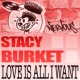 Stacy Burket Love Is All I Want