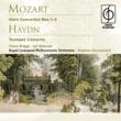 Claire Briggs/Stephen Kovacevich Mozart: Horn Concertos Nos. 1-4 . Haydn: Trumpet Concerto