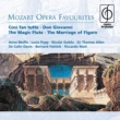 Various Artists Mozart Opera Favourites