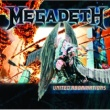 Megadeth United Abominations