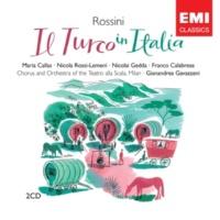 Coro del Teatro alla Scala, Milano/Orchestra del Teatro alla Scala, Milano/Gianandrea Gavazzeni Il Turco in Italia (1997 Remastered Version), ATTO PRIMO: Evviva d'amore il foco vitale