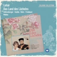 Anneliese Rothenberger Das Land des Lächelns (The Land of Smiles) (Mattes) (1994 Remastered Version): Overture (Orchestra)