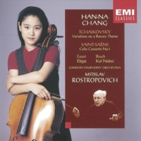 Han-Na Chang/London Symphony Orchestra/Mstislav Rostropovich Variations on a Rococo Theme in A Major, Op.33: Variation V (Allegro moderato - Cadenza) -