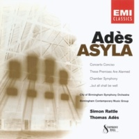 Thomas Adès/Birmingham Contemporary Music Group Chamber Symphony, Op.2: I