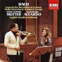 Anne-Sophie Mutter Concerto for 2 Violins in D Minor, BWV 1043: II. Largo ma non tanto