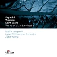 Maxim Vengerov Violin Concerto No.1 in D major Op.6 : II Adagio espressivo