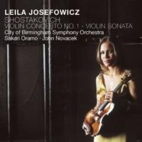 Leila Josefowicz Shostakovich : Violin Concerto No.1 in A minor Op.77 : II Scherzo