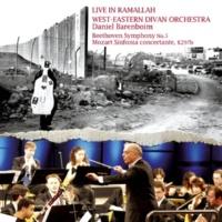 Daniel Barenboim & West-Eastern Divan Orchestra Mozart : Sinfonia Concertante in E flat major K297b : III Andantino con variazioni