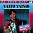 Taito Vainio 20 Suosikkia / Yksinäinen harmonikka