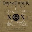 Dream Theater Score: 20th Anniversary World Tour Live with the Octavarium Orchestra [w/Interactive Booklet]