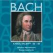 Various Artists Bach, JS : Sacred Cantatas BWV Nos 106 - 108