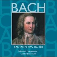 """Gustav Leonhardt Cantata No.107 Was willst du dich betrüben BWV107 : IV Aria - """"Wenn auch gleich aus der Höllen"""" [Tenor]"""