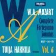 Tuija Hakkila W.A. Mozart : Complete Fortepiano Sonatas Vol. 6