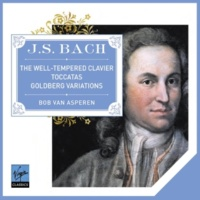 Bob van Asperen The Well-Tempered Clavier, Book 1, BWV 846-869: Prelude and Fugue No. 14 in F-Sharp Minor, BWV 859 (Fugue)
