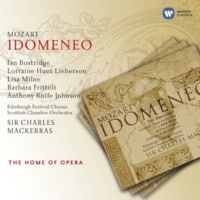 Sir Charles Mackerras/Scottish Chamber Orchestra/Ian Bostridge Idomeneo KV 366, Act 1, Scene IX: Recitativo: Oh voi, di Marte e di Nettuno all'ire (Idomeneo)